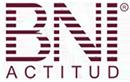 Logotipo de BNI Actitud